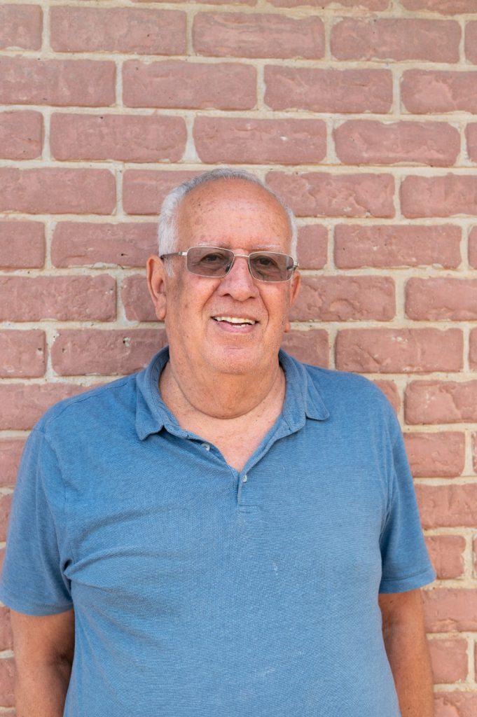 משה ריקנטי- מנהל בית הספר